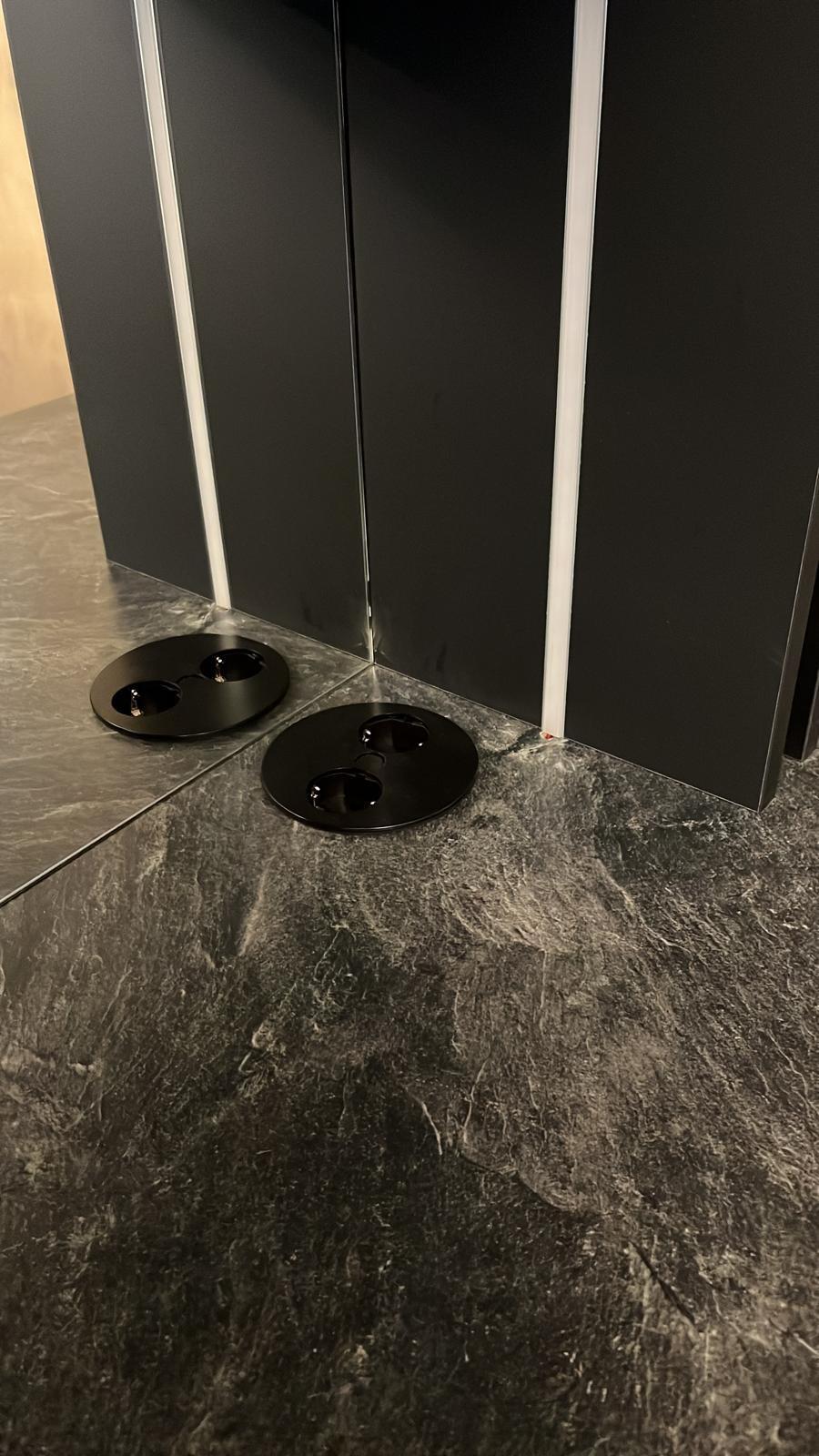 studio west concept sistem de prize twist negru
