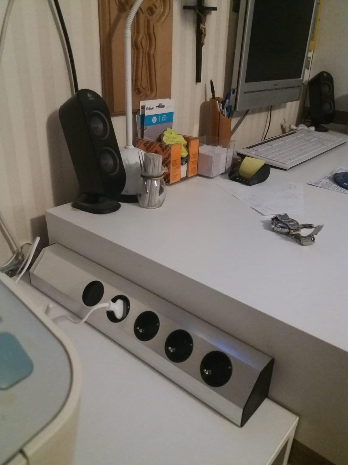 elenan kitchen multipriz pentru perete sau col