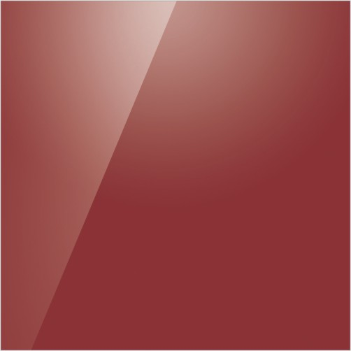 Fronturi Acryl High Gloss-rosu