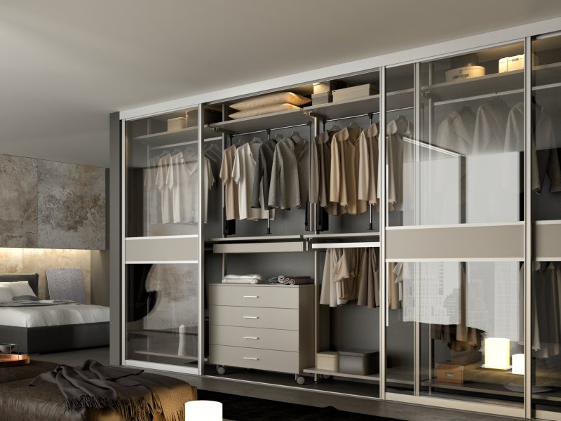 gp3 system sistem modular amenajare dressing. Black Bedroom Furniture Sets. Home Design Ideas